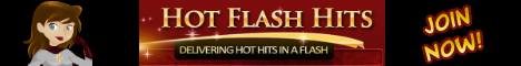 Join The Hot Flash Hits Family!